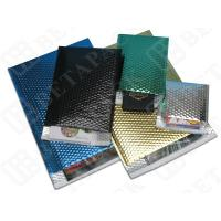 China High Gloss Recycled Metallic Bubble Mailer 6 x 10 Bubble Mailers wholesale