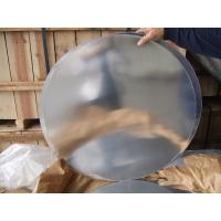 China Mill Finished Aluminium Circles / Aluminum Round Disc Both In Continuous Casting And Hot Rolled wholesale