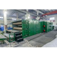 Buy cheap Polyester 150kg One Hour Wadding Production Line With Memory Function from wholesalers