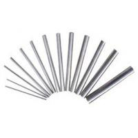 China Cold Drawn Steel Induction Hardened Chrome Piston Rod With 42CrMo4 wholesale