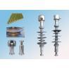 China Transmission Line 15kV Composite Polymer Insulator Outdoor Use wholesale