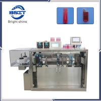 China Oral Probiotics Dsm-120 Plastic Ampoule Forming Filling Sealing Machine (2 filling heads) wholesale