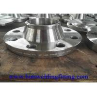 Nickel Alloy Forging : Forged flanges nickel alloy steel no class