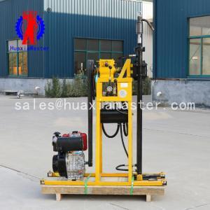 China supply  geological core sampling drill Portable engineering geological sampling drill on sale