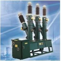 China Lw8-40.5 Outdoor AC High Voltage Sf6 Circuit Breaker wholesale
