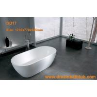 China Solid surface bathtub wholesale