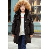 China Kid Boutique Clothing Lots Wholesale Winter New Style Children Sport Puffy Duck-Down Jacket on sale