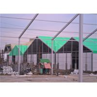 Buy cheap 1000 Sqm Clear Span Industrial Warehouse Tent with Glass Walls for Outdoor from wholesalers