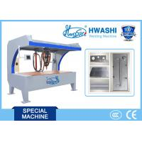 China Roof Type Spot Welding Machine With Copper Table and Balanced Welding Head wholesale