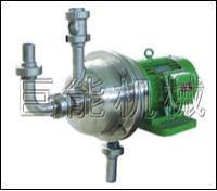 Buy cheap Capacity 100 - 200T/D Centrifugal Mixing Transfer Pump Vegetable Oil Continuous from wholesalers