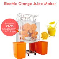 China Lemon Juice Extractor Commercial Orange Juice Machine High Yield 2000E-2 wholesale