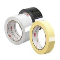 China 3M 1350F Electrical Insulation Tape , Flame Retardant Mylar Tape With Polyester Film And Acrylic Adhesive wholesale