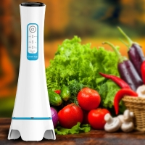 China 8.5V 10W Ultrasonic Ozone Vegetable Fruit Sterilizer wholesale