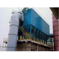 China FMQD Air Cleaning Industrial Dust Collector / Cement Dust Collector Novel Design wholesale