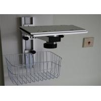 China Metal Patient Monitor Wall Mount , Mindray Beneview Bedside Monitor Stand wholesale