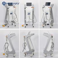 China Beijing Nubway beauty stretch mark removal rf fractional micro needle radio frequency facial microneedling machine on sale