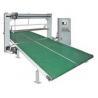 China Brake System Oscillating Blade Cutting Machine For Polyurethane Foam / Sponge Cutting wholesale