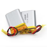 CE ROHS MSDS Approved 1500mAh Rechargeable 3.7V 1500Mah 103048 Lipo Li-Polymer Lithium Ion Li-Ion Polymer Battery