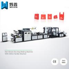 China 5 - in - 1 Automatic Non Woven Bag Making Machine / Auto Non Woven Fabric Machinery wholesale
