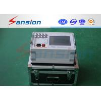 China Output Voltage 2 - 265V Circuit Breaker Testing Equipment CB 6 / 12 Channels on sale