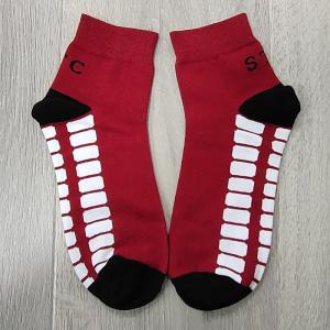 China Pure Color Young Boy Teen Custom Socks OEM ODM wholesale