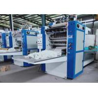 China Full Automatic Pop Up Facial Tissue Paper Making Machine with Embossing Roller wholesale