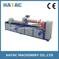Buy cheap Fully Automatic Paper Core Cutting Machine,Paper Core Grooving Machine,Paper from wholesalers