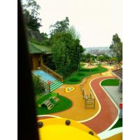 China Anti Slipping EPDM Rubber Flooring For Playgrounds , Kindergartens on sale