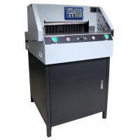 China 490mm Electric Program - Control Paper Cutting Machine Automatic Clamping  E490R wholesale