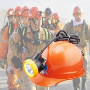 China 1500lux underground Miner cap lamp explosion proof headlamp wholesale