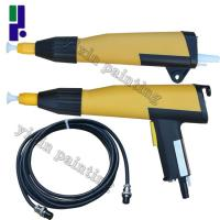 China Low Noise Electrostatic Powder Coating Gun Two Color Easy Maintenance wholesale
