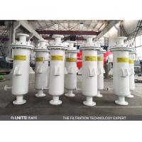 China High Precision Cartridge Filter Housing for Gas Filtration wholesale