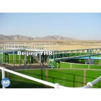 China Flexible Leachate Storage Tanks , Round Water Tank 1500 V Holiday Test wholesale