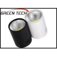 China Ceiling Surface Mounted Dimmable Down Lights 120 Degree Beam Angle 100 - 240VAC wholesale