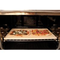 China Heat Resistance Baking Refractory Pizza Stone No Odor For Home Oven FDA Certification wholesale