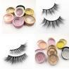 China Wholesale Real Mink Eyelashes Custom Luxury Eyelash Packaging Box 3D Mink Eyelashes Vendor wholesale