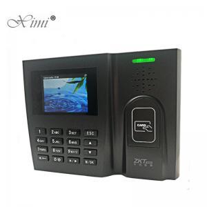 China Durable Attendance Access Control System With ZEM500 Platform Design wholesale