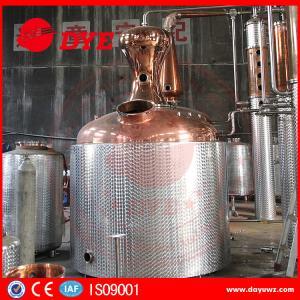 China Custom Ethanol Distillation Column , Steam Distillation Apparatus wholesale