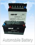 China car battery/automobile battery/dry charged battery/golf battery wholesale