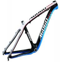 China 29er Carbon Fiber Mountain Bike / Bicycles,Oval Sets MTB Mountain For Sale, Factory Price Supplier