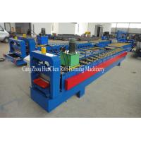 China Self Joint Roofing Sheet Roll Forming Machine 3 phases For 380 Voltage wholesale