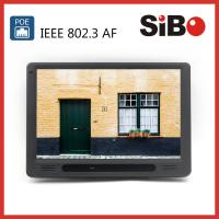 China Building Automation System 10 Wall Mount Android OS POE Touch Panel With NFC/RFID reader on sale