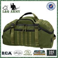 China Military Duffel Adventure Travel Bag for sale wholesale