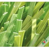 Buy cheap Mix Field Olive Green Soccer Field Lawn with Three Stem and No Glare from wholesalers