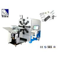 China 8mm 16 Axes Cam-Less CNC Control Spring Bending Machine with High-Efficiency wholesale