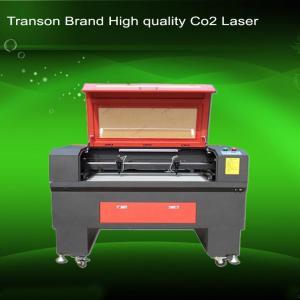 Transon Double Laser Heads Engraving Laser Machine