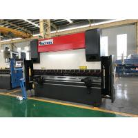 China High Speed 450 Ton 6000 MM CNC Press Brake Machine with 7 axis wholesale