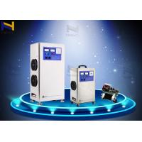 China Stainless Steel Clean Air Industrial Ozone Generator Air / Oxygen Feed 2 - 20G on sale