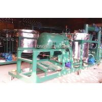 China Multifunction Waste Oil Refining Equipment , Used Lube Oil Re Refining Plant on sale