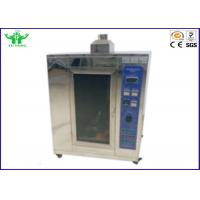 China High Precision 50 ℃ ~ 960 ℃ Glow Wire Testing Machine with IEC 60695-2 on sale